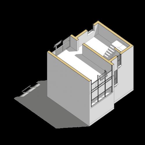 Bikube Hus_03_SF Plan